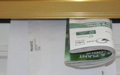 CoviDirect Mail best practice